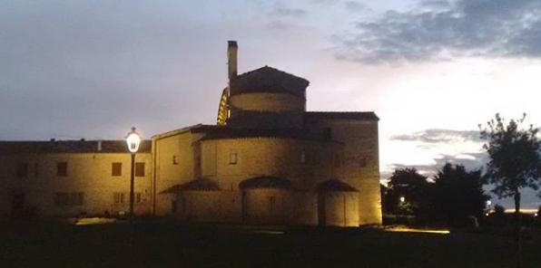 chiesa di Santa Maria a pié di Chienti