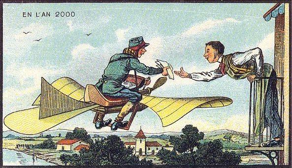 cartolina XIX secolo