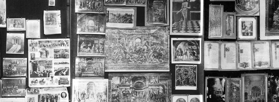 atlante delle immagini di Warburg